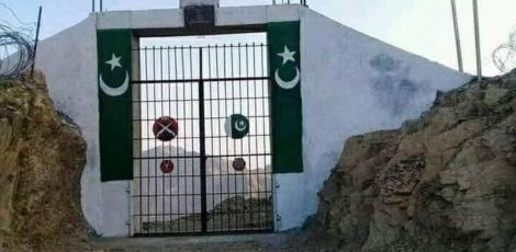 پر ډیورند کرښه د پاکستان نوي تاسیسات